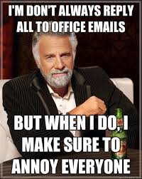 Reply All emails
